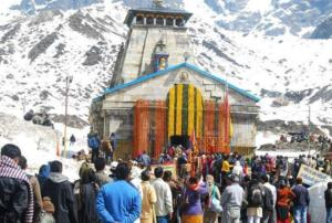 Kedarnath Mandir Opened
