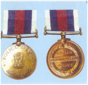Indian Gallantry Police Award