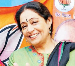 Bjp Mp Kiron Kher