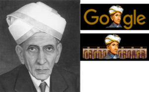 Bday Special Engineers Day Is Celebrated As The Birth Of This Great Engineer Google Dedicated Doodle