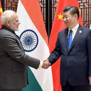 Modi Xi Jinping Bilateral China Pti