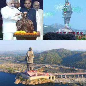 Modi Dedicates World S Tallest Statue Of Sardar Patel To Nation