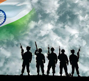 Tiranga Soldiers Saluting The Real Heros