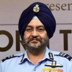 Air Marshal B S Dhanoa