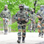 India Kashmir Unrest Army