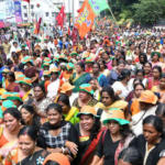Bjp Rally Sabarimala