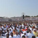 Pm Modi Ralley In Solapur1