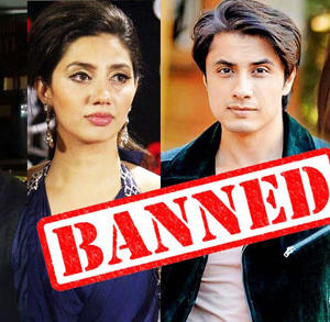 Pakistani Actors Banned In India