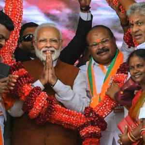 Pm Modi In Guntur Rally