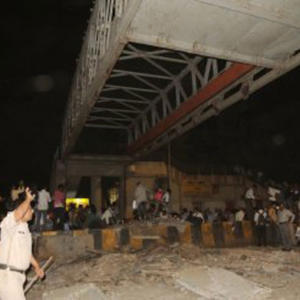 Csm Bridge Collapsed