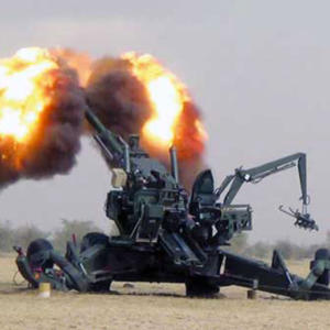 Dhanush Is Indias Deadly Made In India Artillery Gun Tof